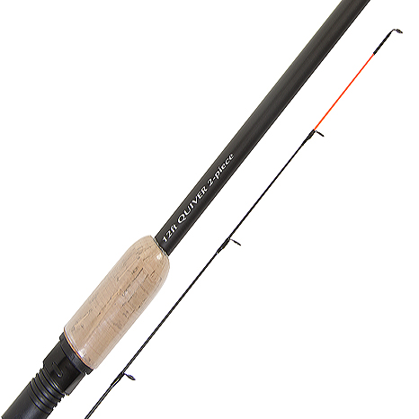 Korum Quiver 12ft 2 Push In Tips Included