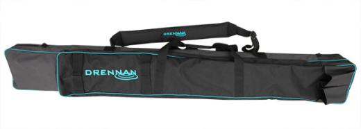 Drennan 4-6 Tube Holdall Full Zip Model.