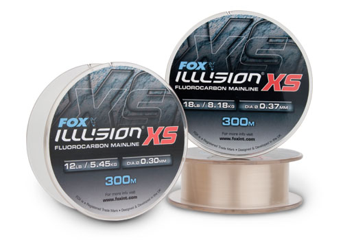 Fox Illusion Fluorocarbon 30lb 50m