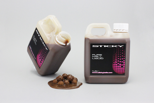Sticky Baits Pure Liquid Krill 1000ml
