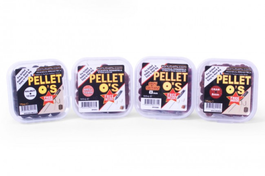 Sonu Baits Pellet Os 8mm Bloodworm Fishmeal