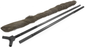 """Avid Carp Traction 42"""" Net And Handle"""