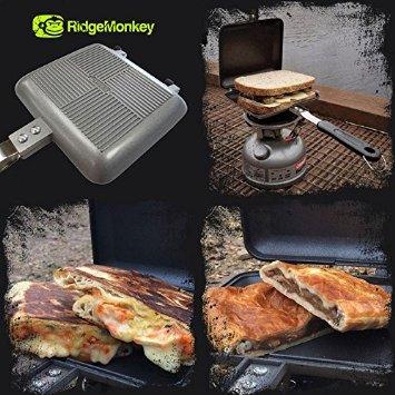 Ridge Monkey Sandwich Toaster