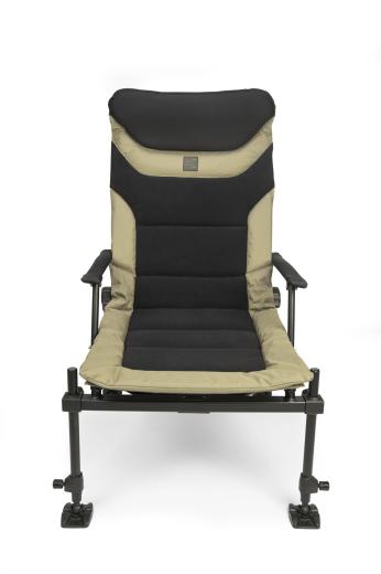 LATEST Korum Deluxe Accessory Chair X25