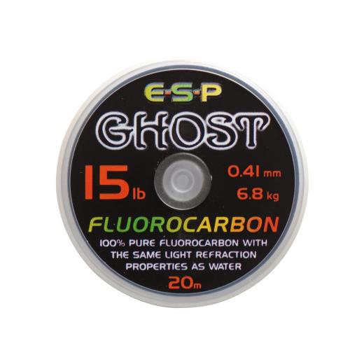 ESP Ghost 15 lb Flurocarbon