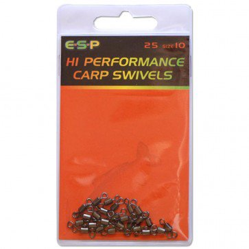 ESP Hi-Perf Carp Swivels Size 9