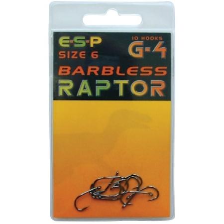 ESP Barbless Raptor G4
